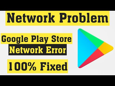 Fix Google Play Store Network Connection Error Android || Fix Internet Connection Error Playstore