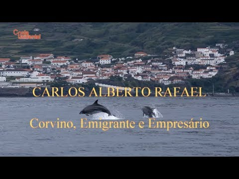 Carlos Rafael, corvino, emigrante e empresario (HD)