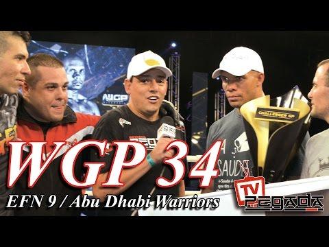 TV Pegada #0055 - WGP 34