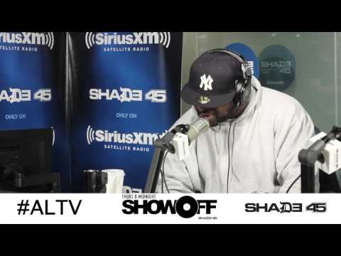 "Kool G Rap ""Fast Life"" Live on Showoff Radio  w/ Statik Selektah Shade 45 Ep. 05/25/17"
