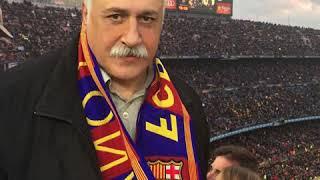 Messi haqda - Bəstəkar Eldar Mansurov bunları deyir