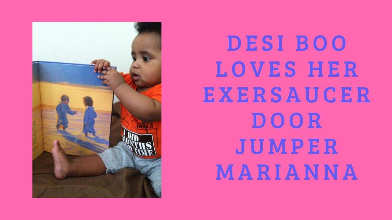 f6698cba8 Exersaucer Door Jumper Marianna w  Destiny - YouTube