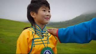 歌曲《乌兰巴托的爸爸》,亲戚家的小孩儿唱的~The song Ulaanbaatar's Dad, sung by children from relatives~