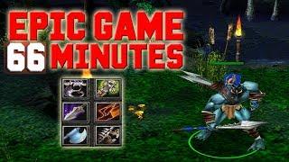 DOTA HUSKAR EPIC GAME - COMEBACK IS REAL! (BEYOND GODLIKE)