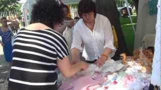 Festivāla BALTIKA 2012 Meistardarbnīcas un gadatirgus Vērmanes dārzā 6.07- 00513.MTS