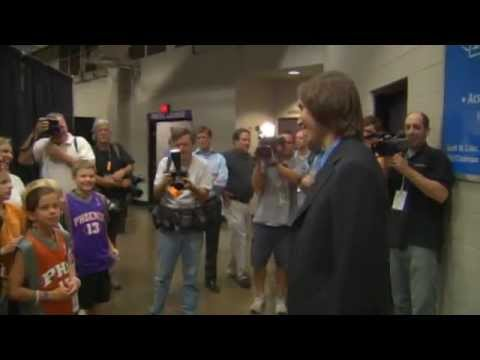 A Look Back at the Career of Steve Nash
