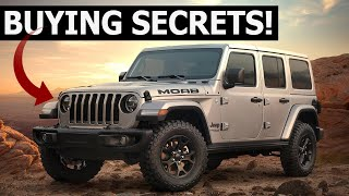 How To Save $$$ Buying Your Next Jeep!
