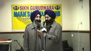 Jago wala jatha 1984 ghallughara divas part 2 program @ Gurudwara Sahib Maansarovar Amsterdam