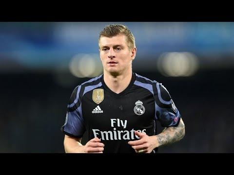 Toni Kroos vs Bayern Munich (Away) Champions League 2016-17 HD