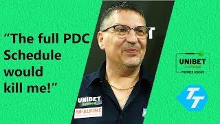 Gary Anderson on Premier League RETURN | Plus: 'Full PDC Schedule would KILL ME!'