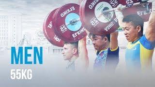 Ashgabat 2018 Highlights | Men 55kg