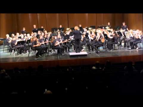 Bernardo Yorba Middle School Wind Ensemble 2014