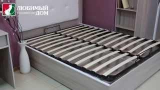 Модульная серия мебели для спальни «Бейлис»(, 2014-03-20T09:26:13.000Z)