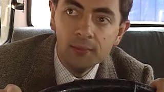 Bean's Got Drive | Funny Clips | Mr Bean Official