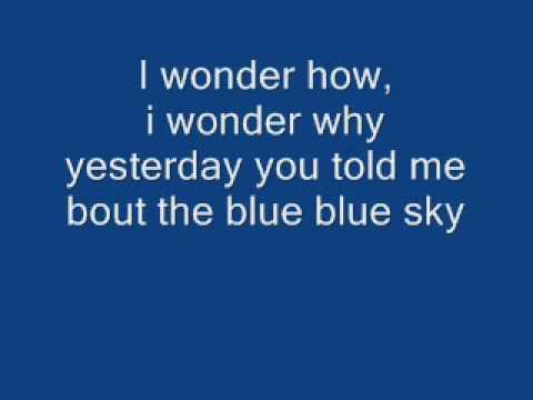 Fools Garden - Lemon tree lyrics
