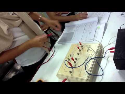 การทอลอง 10 วงจรไฟฟ้ากระแสสลับ RC RL RLC แบบอนุกรม