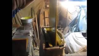 Изготовление вощины в домашних условиях(, 2013-08-11T14:15:21.000Z)