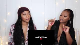Lil Wayne - Bank Account (Official Audio) REACTION