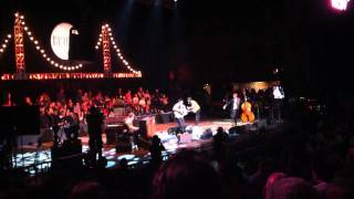Mumford and Sons - Walk Slow - Bridge Concert 2011