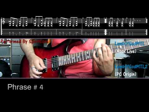 How to play Battlefield 3 Main theme (Guitar) - Tabs Included