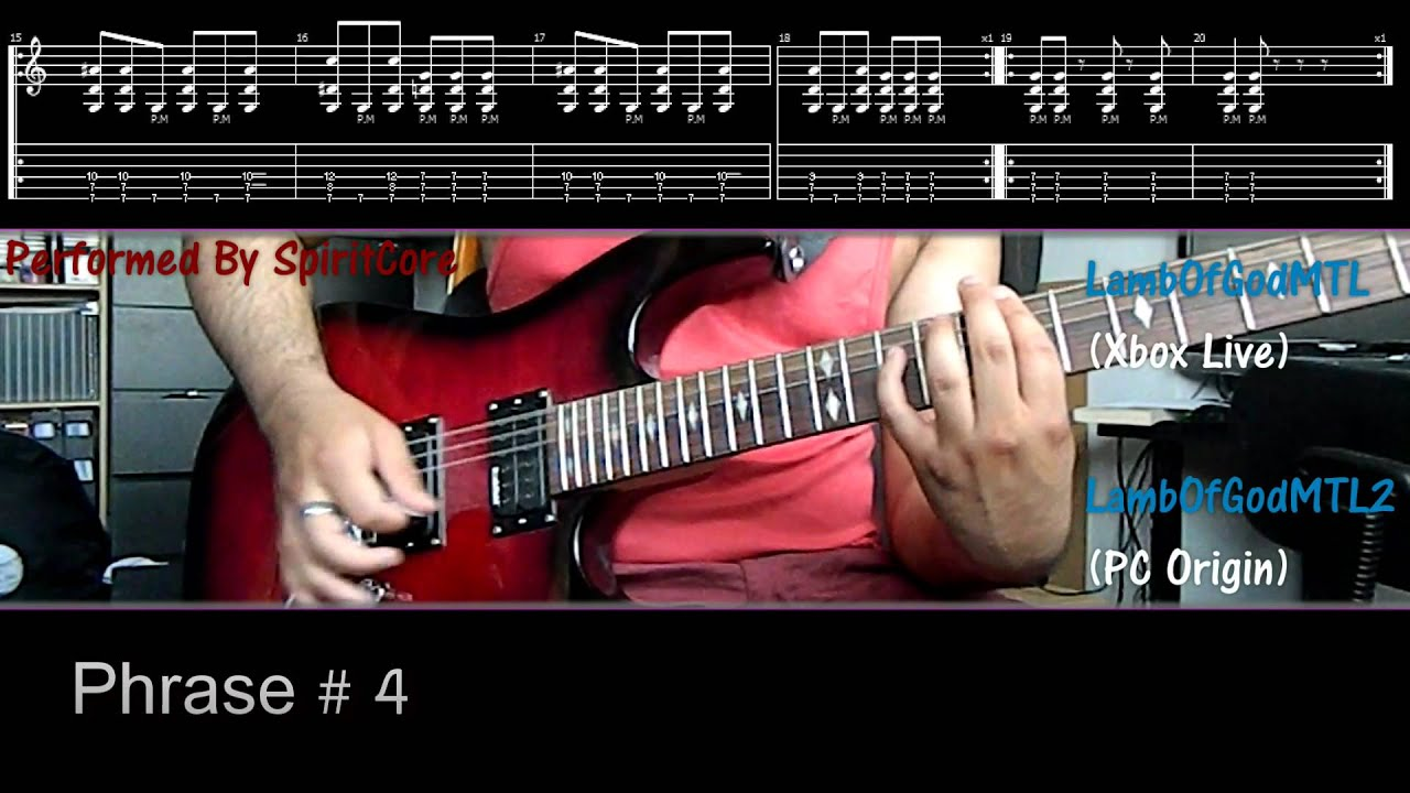 How To Play Battlefield 3 Main Theme Guitar Tabs Included Youtube