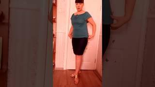 Обзор женской блузки от Эйвон каталог 08/2018 размер 44_46