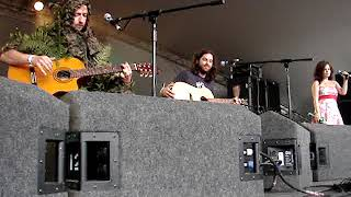 Tunng - (Live at Green Man Festival 2006)
