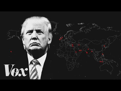 Thumbnail: Donald Trump's conflicts of interest span the globe