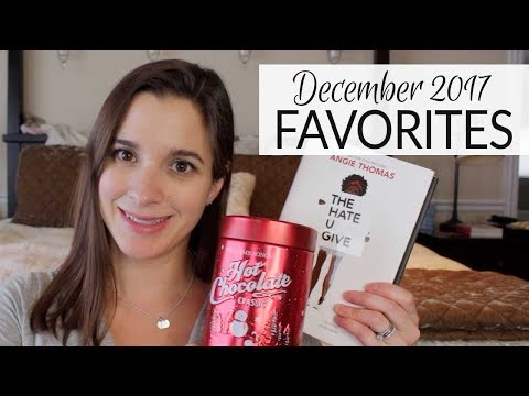 Lifestyle Favorites | December 2017
