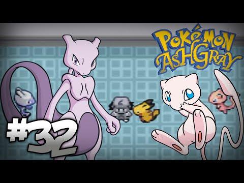 Let's Play Pokemon: Ash Gray - Part 32 - Mewtwo Strikes Back