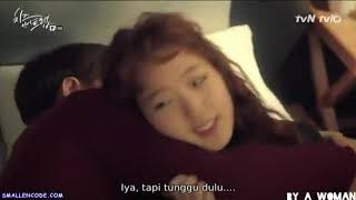 Yoo Jung Sunbae & Hong Seol Moment Cheese In The Trap MV Sub Indo