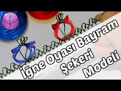 How To Learn Needle Lace-Needle Lace #2 - DIY - HD Quality