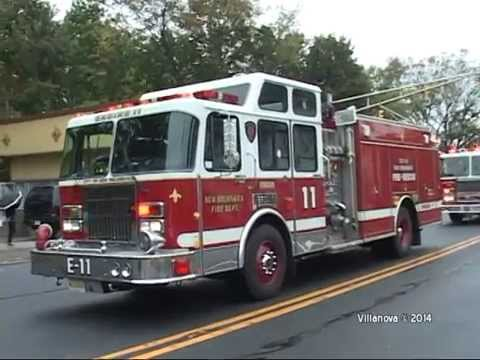 New Brunswick,nj Fire Department 250th Anniversary Parade