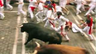 Lo mejor de LA CURVA DE LA MUERTE 2012