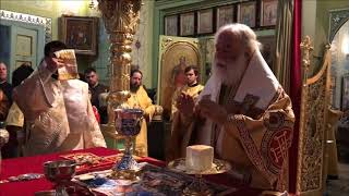 Orthodox Pope of Alexandria vows to protect Canonical Church of Ukraine