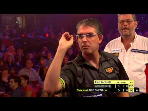 Lakeside Day 4 2016 Jeff Smith V Martin Adams