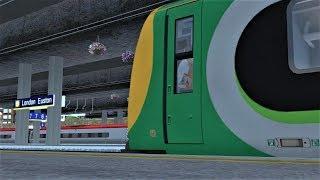 Train Simulator 2018: Class 350 Euston-Tring
