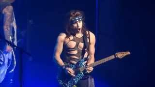Steel Panther - Fat Girl (Live - AB - Brussels - Belgium - 2015)