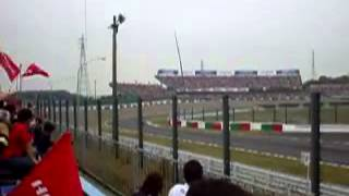 2003年日本GP(鈴鹿サーキット)決勝、 佐藤琢磨がコースインすると、ス...