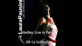 Laura Pausini - La solitudine - Live in Paris05