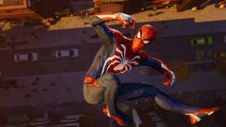 spider-man ps4 story mode trailer
