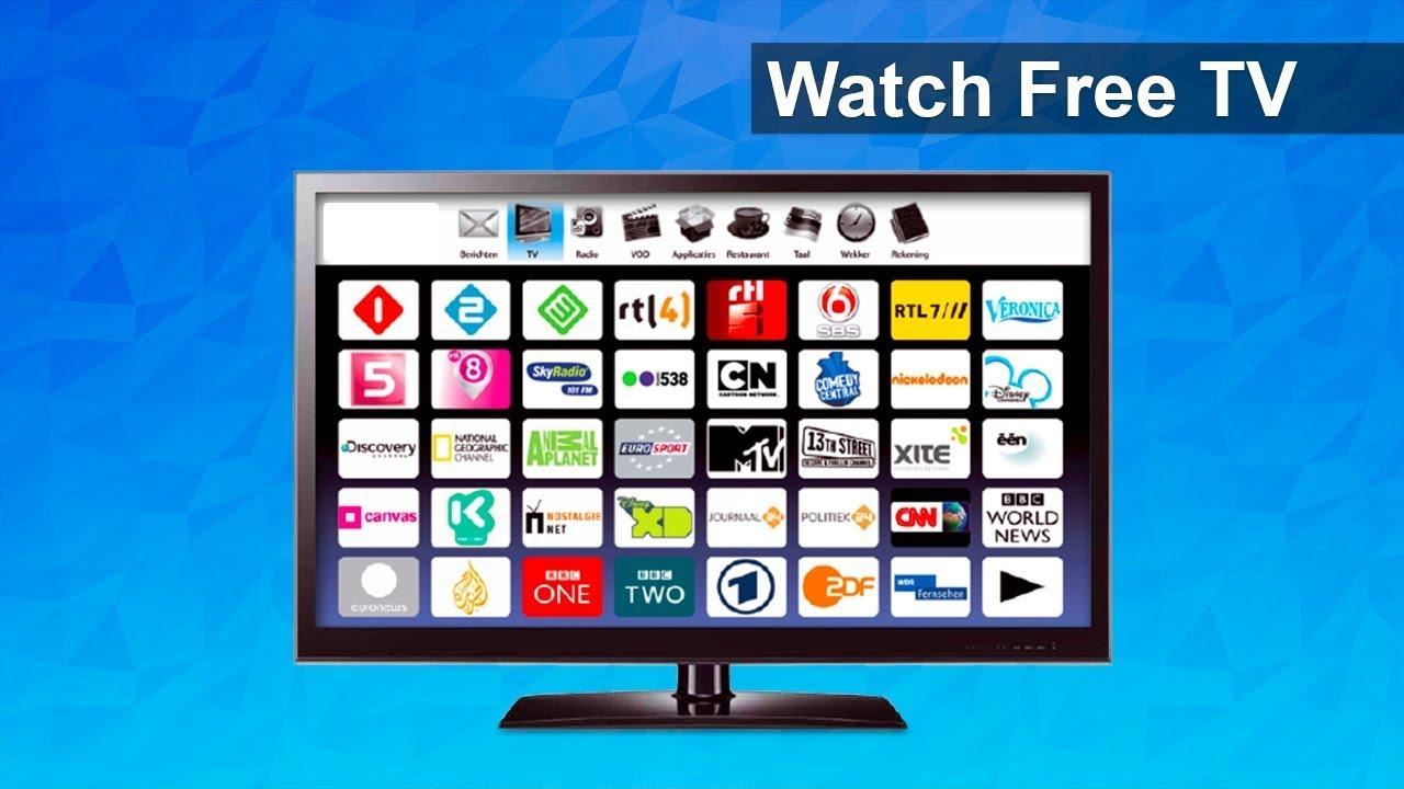 [2018] Watch TV for FREE - Sports, CNN , News, ESPN, NBA, LALIGA, WORLD CUP etc (SUPER EASY