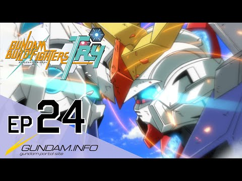 Gundam Build Fighters Opening