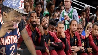 CANT WAIT TO SEE HOW MANY GAMES THE CAVS LOSE! CELTICS vs CAVS HIGHLIGHTS