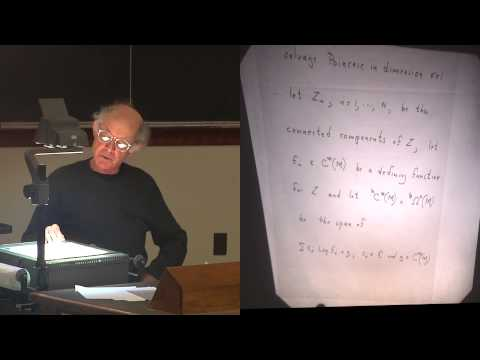 Group actions on b-symplectic manifolds (Victor Guillemin)