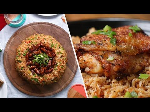 10 Rice Recipes To Fill You Up For Dinner