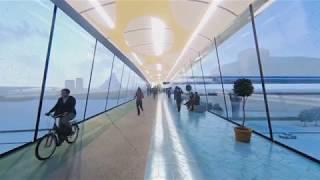Nur-Sultan Sky Walk System