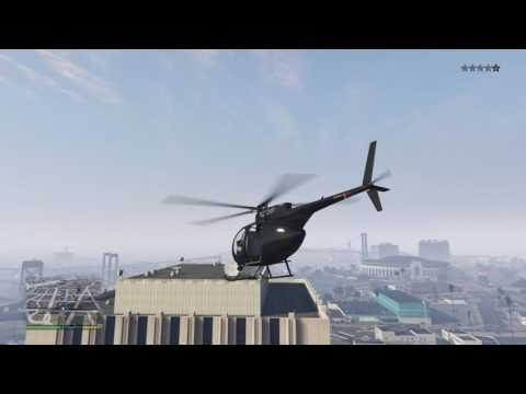 How to get a helicopter gta 5 story mode