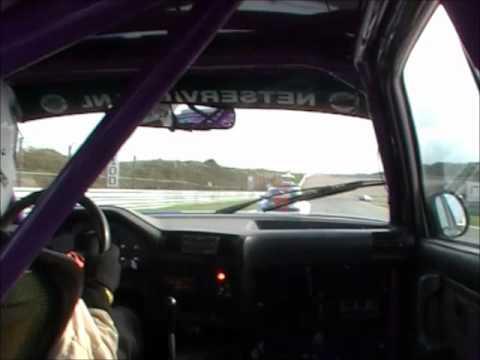 Highlights YTCC Zandvoort (Crash,fire,spin,big fight,close finish)