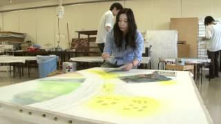【大手前大学】メディア・芸術学部 デザイン・造形美術専攻